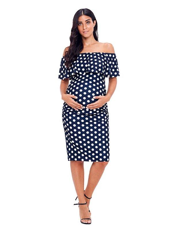 haljina za trudnice 14