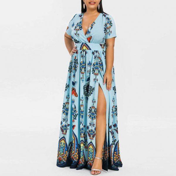 haljina za punije
