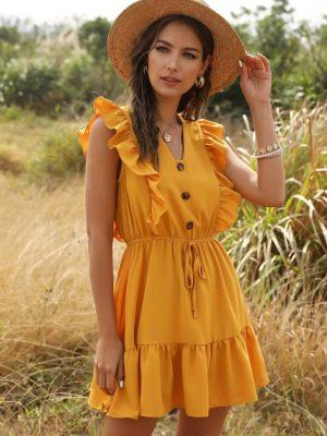 pamucna letnja haljina