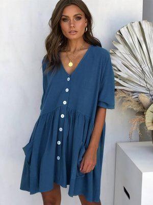 siroka haljina za trudnice